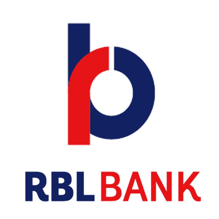RBL Bank Logo and Tagline