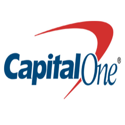 capital one logo and tagline