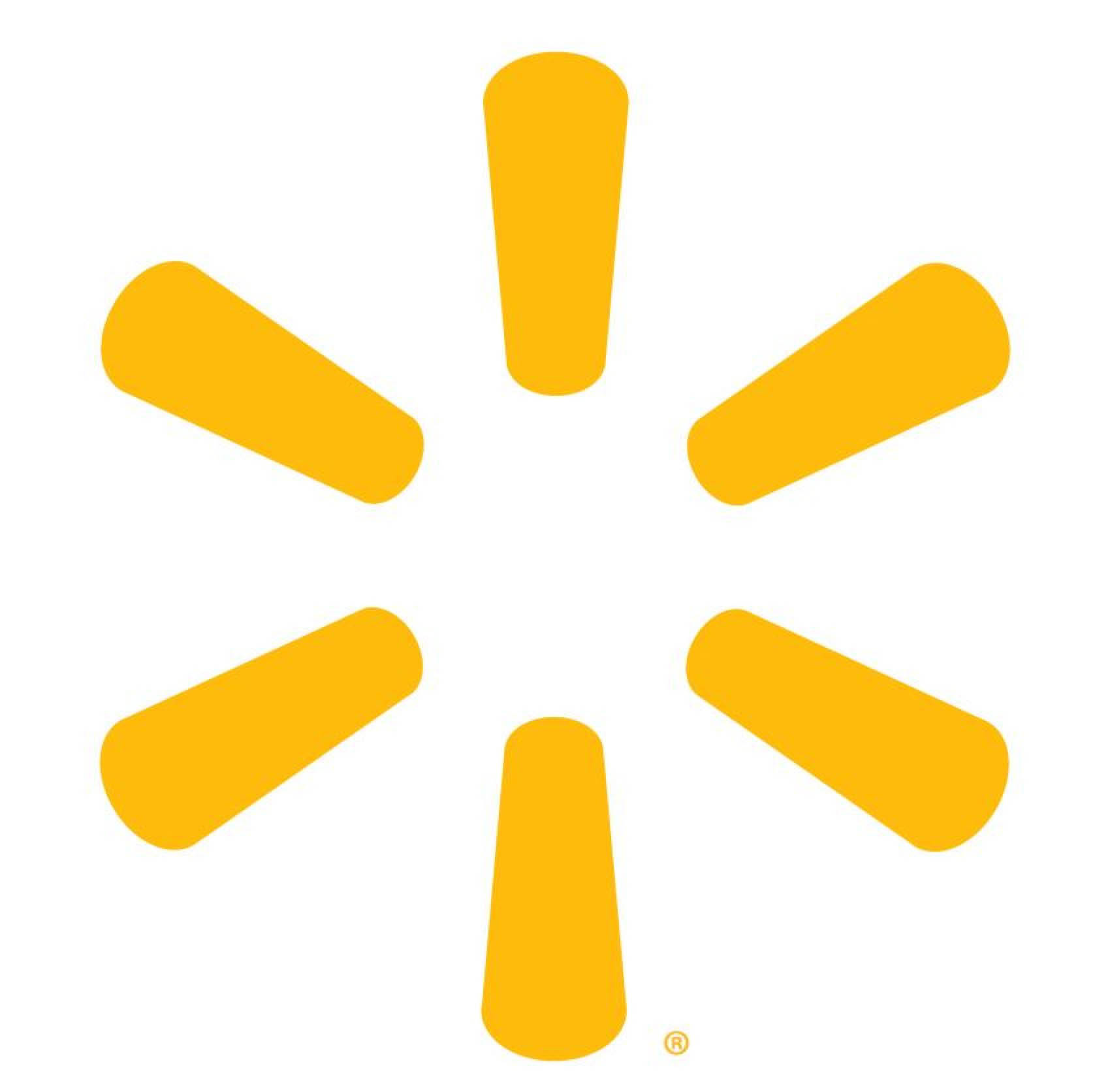 walmart logo and tagline