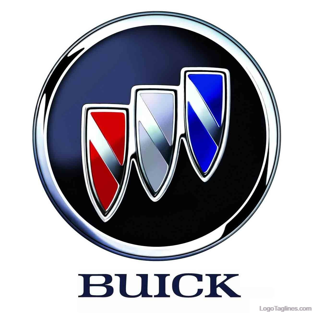 Buick Logo And Tagline