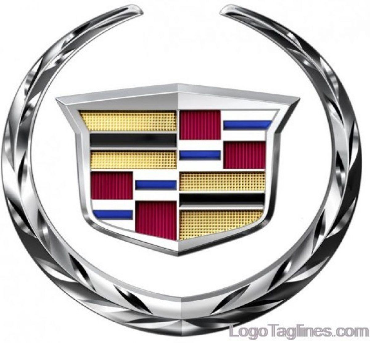 cadillac logo and tagline cadillac logo and tagline