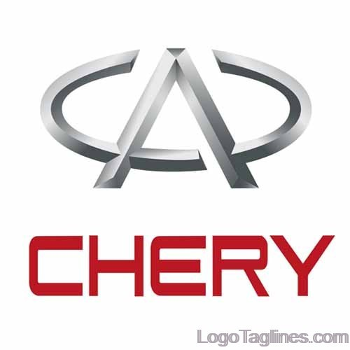 Chery Logo And Tagline
