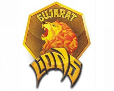 Gujarat Lions Logo