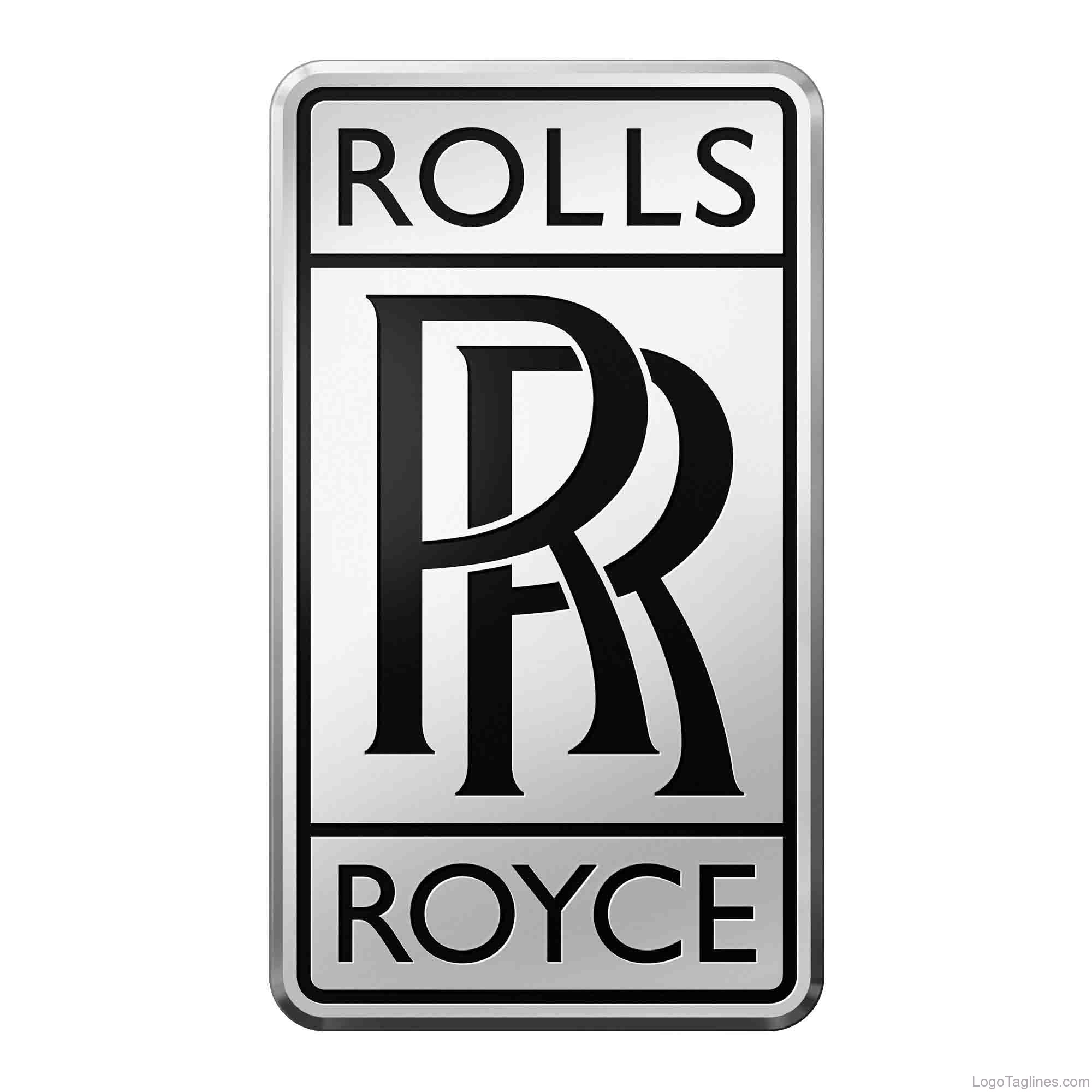 rolls royce motors logo and tagline. Black Bedroom Furniture Sets. Home Design Ideas