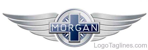 Morgan Motors Logo And Tagline
