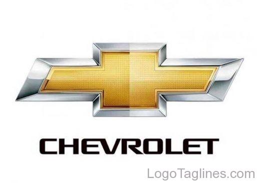 Chevrolet Logo And Tagline