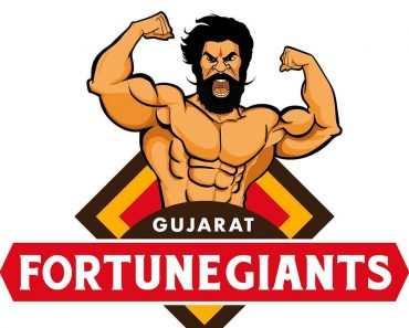 Gujarat Fortunegiants Logo