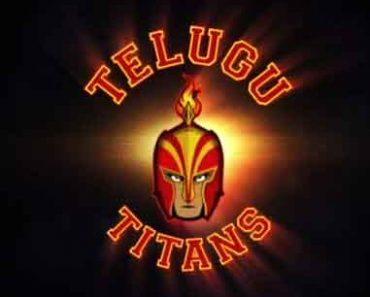 Telugu Titans Logo