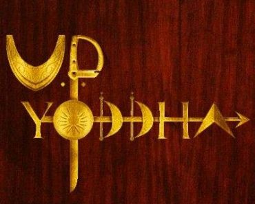 UP Yoddha Logo