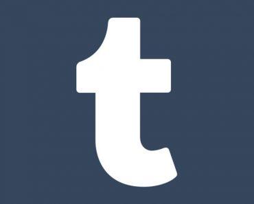 Tumblr Logo Tagline
