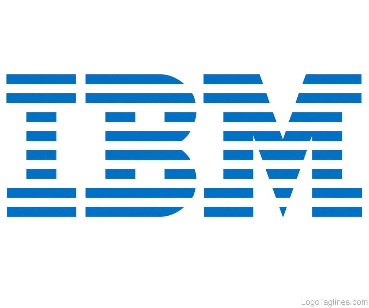 IBM-Logo-Tagline - Logo & Taglines