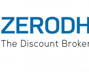 Zerodha Logo Tagline