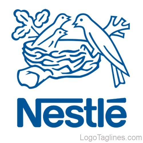 Nestle Logo and Tagline - Founder - Owner - Company Info