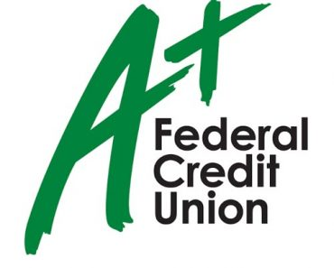 A+ Federal Credit Union Logo