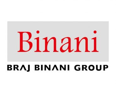 Binani Cement Logo
