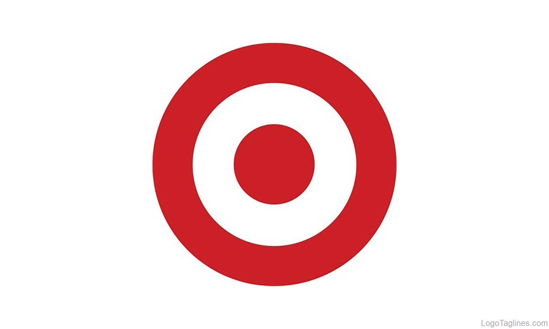 Target Corporation Logo And Tagline Slogan Founder